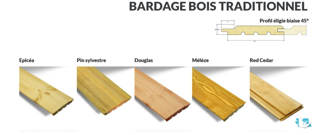bois traditions pour bardages