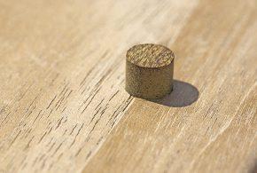 bouchon en bois d'Ipé esthétique