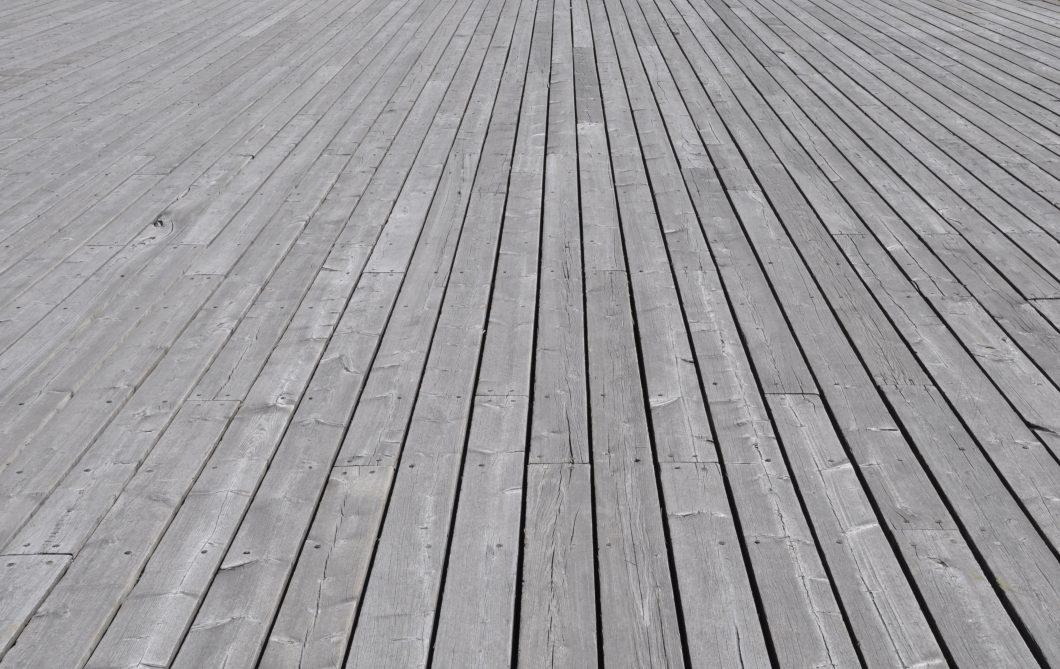 belle lames de bois pose en longueur