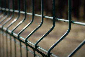 Panneau de clôture rigide - Coloris vert (RAL 6005)