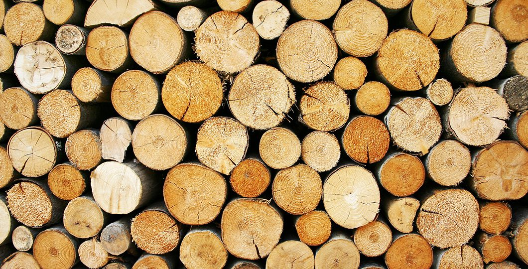 grumes de bois
