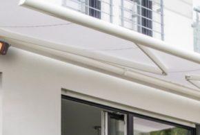 Installation chauffage terrasse applique