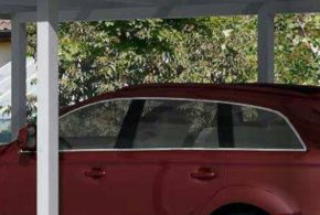 Carport simple pour voiture