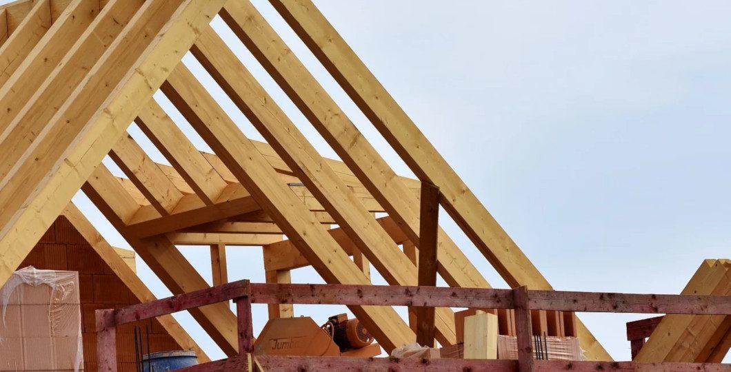 Charpente bois construction toiture