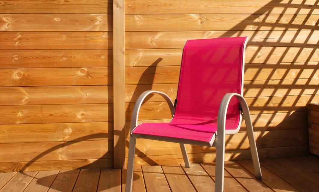 Clôture jardin palissade bois plate en pin