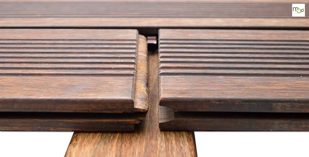 Têtes de lames aboutables bambou MOSO X-TREME